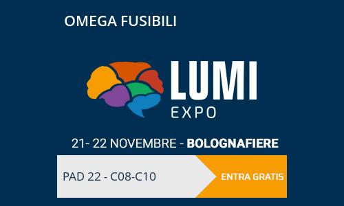 Omega a LUMI Expo 2019