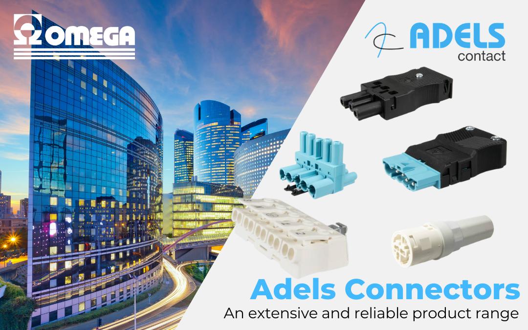 Connettori e morsetti Adels Contact, lo specialista dell'illuminazione