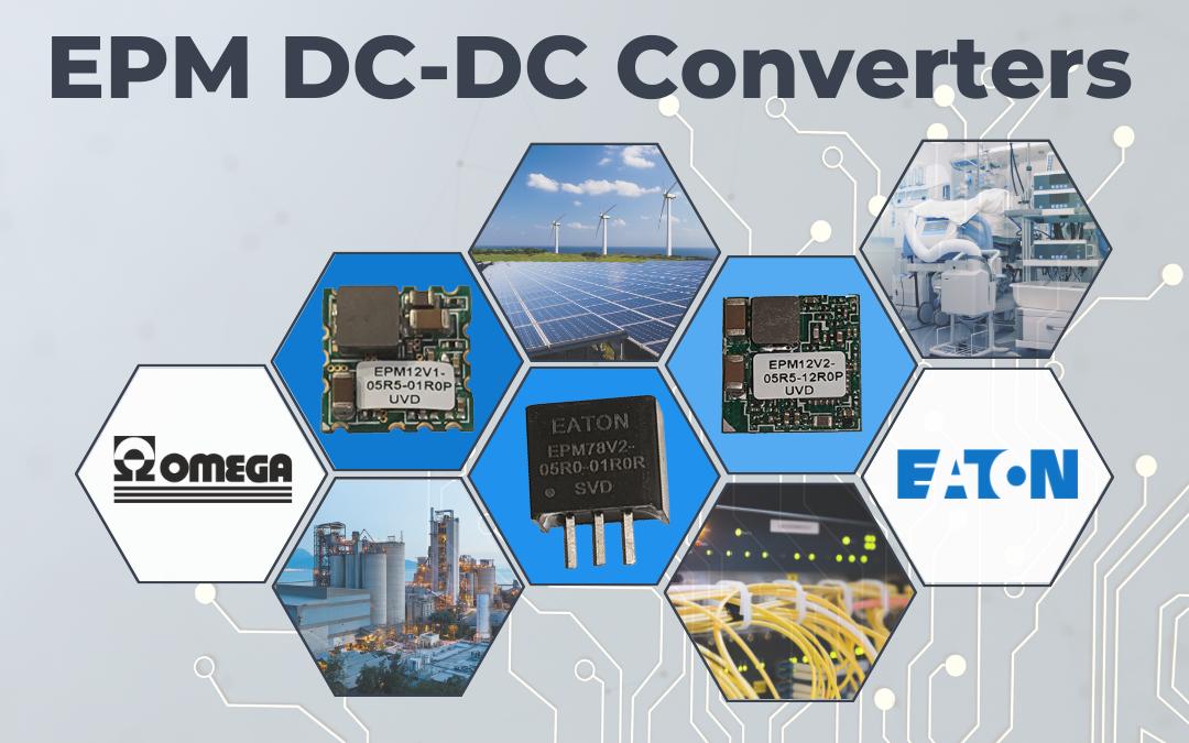 Convertitori EPM DC-DC non isolati di Eaton