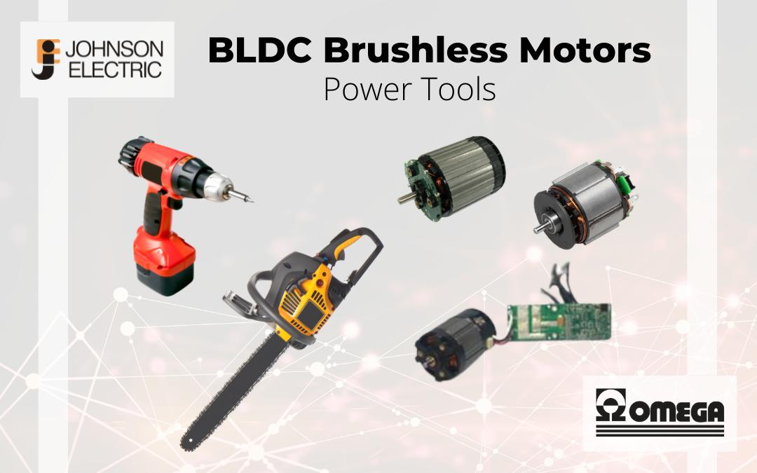Motori brushless in corrente continua BLDC di Johnson Electric