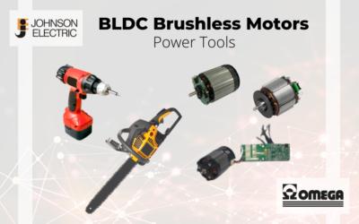 Motori Brushless BLDC per elettroutensili Johnson Electric