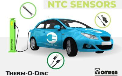 Sensori per veicoli elettrici e ibridi – Thermodisc